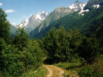 В Домбае пройдет третий Кавказский форум российской молодежи