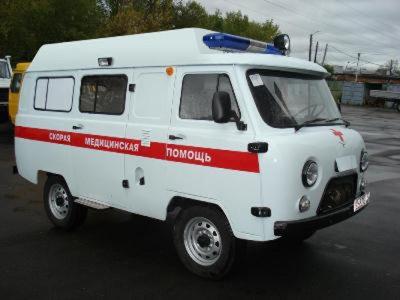 Татарстан получил 63 новых автомобиля скорой помощи марки «УАЗ»