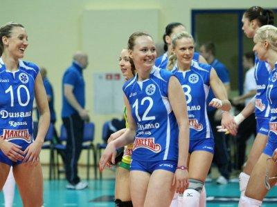 Финал чемпионата России по волейболу - Казань-Москва