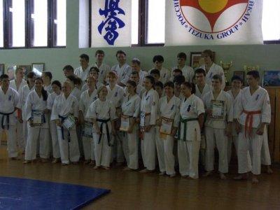 23 февраля в казанском спорткомплексе состоятся киокусинкай каратэ среди студентов