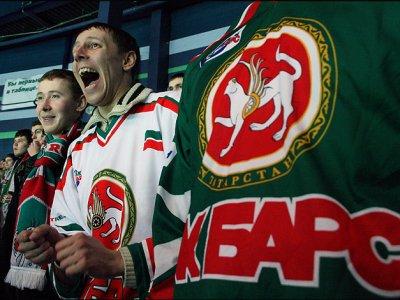 «Ак Барс» в подмосковном Чехове проведет матч регулярного первенства чемпионата КХЛ
