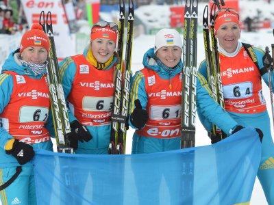 В Чехии в Нове Место проходит чемпионат мира по биатлону