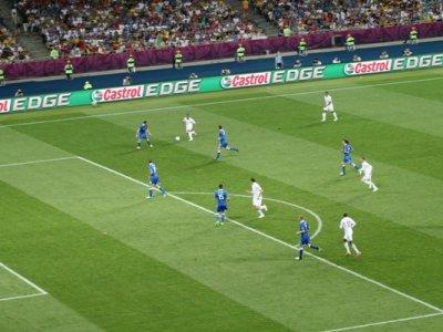 Италия обыграла Англию по пенальти
