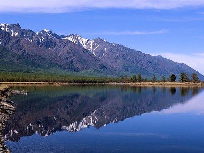 Свечения вод озера Байкал разгадка природы