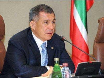 Президент Республики Татарстан Рустам Минниханов совершил объезд исторического центра Казани
