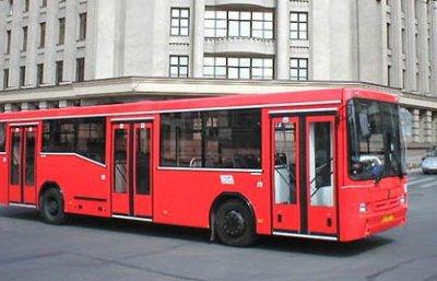 Проезд в ОТ Казани - минимум рекламы и оплата с мобильного телефона