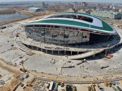 В Казани возводятся новые объекты