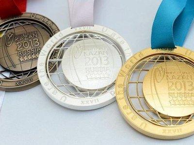 В пятый день Универсиады России удалось побить отечественный рекорд по количеству завоеванных медалей