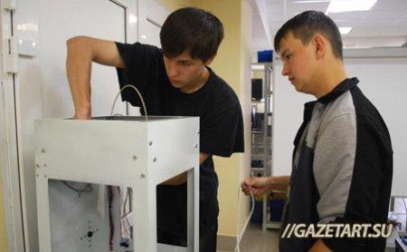 Татарстанские разработчики представят модель 3D-принтера