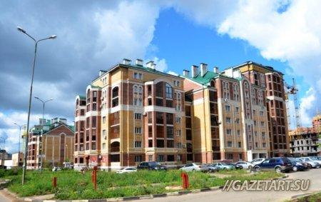 Более полутора миллионов кв.м. жилья введено в эксплуатацию в Татарстане