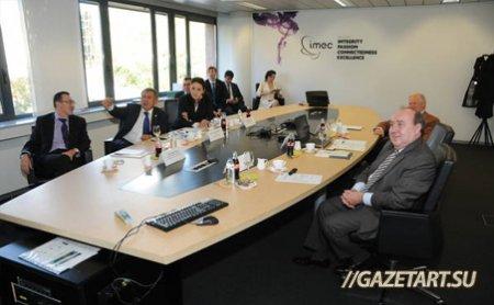 Президент обсудил перспективы сотрудничества с IMEC