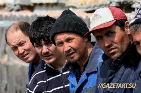 В 2014 планируется увеличить количество мигрантов.