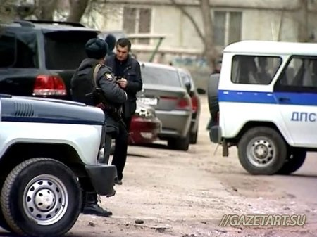 полицейский участок в Казани