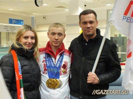 Паралимпийцы получили госнаграды из рук президента