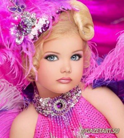 Внесен законопроект о запрете детских конкурсов красоты