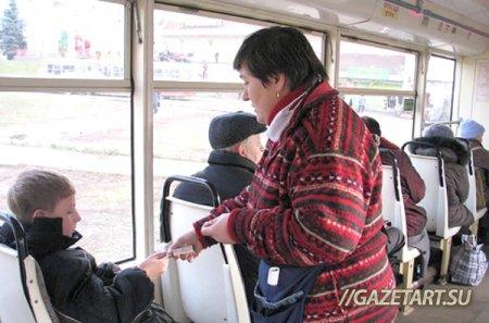 В транспорте Казани будут установлены приборы автоматического контроля пассажиропотока