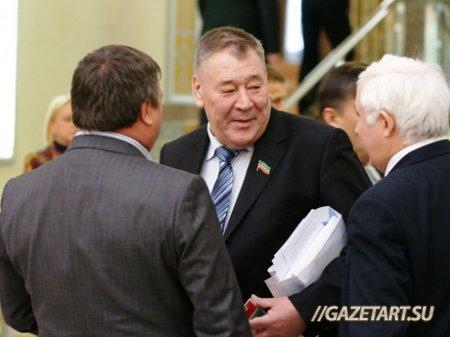 Сенатор от Татарстана В. Мингазов покидает свой пост