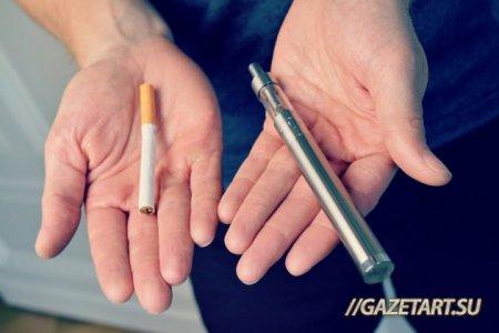 Преимущества электронных сигарет